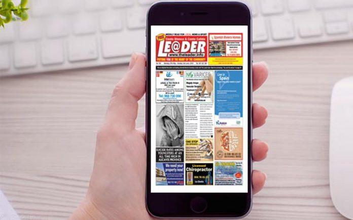 The Virtual Leader Newspaper edition 766