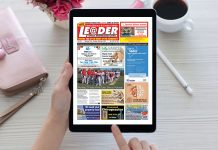 The Leader Newspaper Edition 764