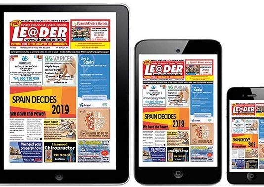 The Leader Newspaper edition 765