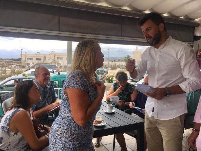 José Aix makes his bid for top job