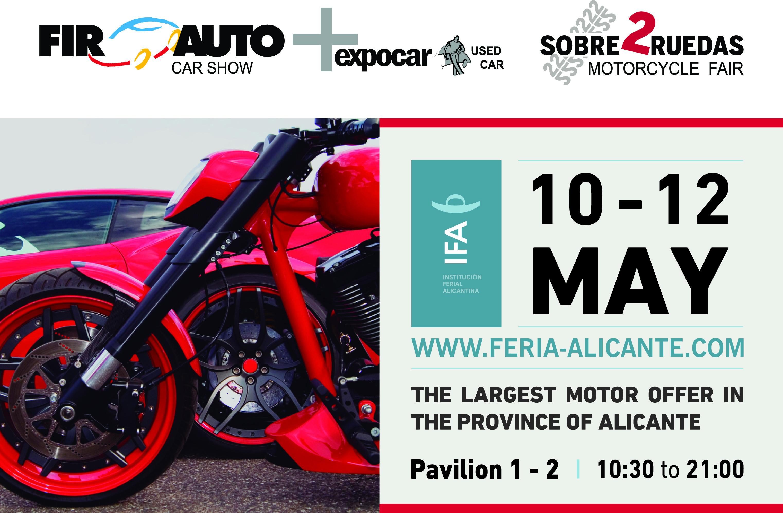 Firauto – Car Fair, Expocar and Sobre2ruedas – Motorcycle Fair