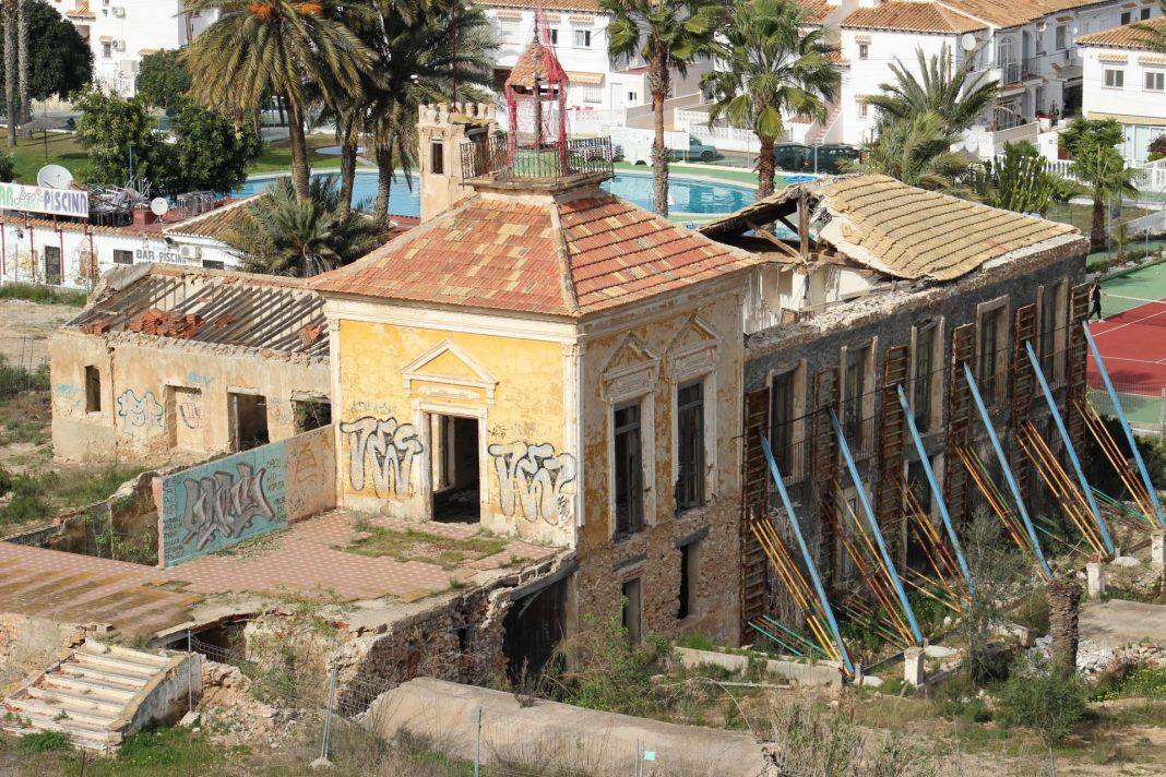 Future of la casa de Los Balcones