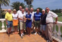 PEGO GOLF SOCIETY MATCH MAY 7TH 2019