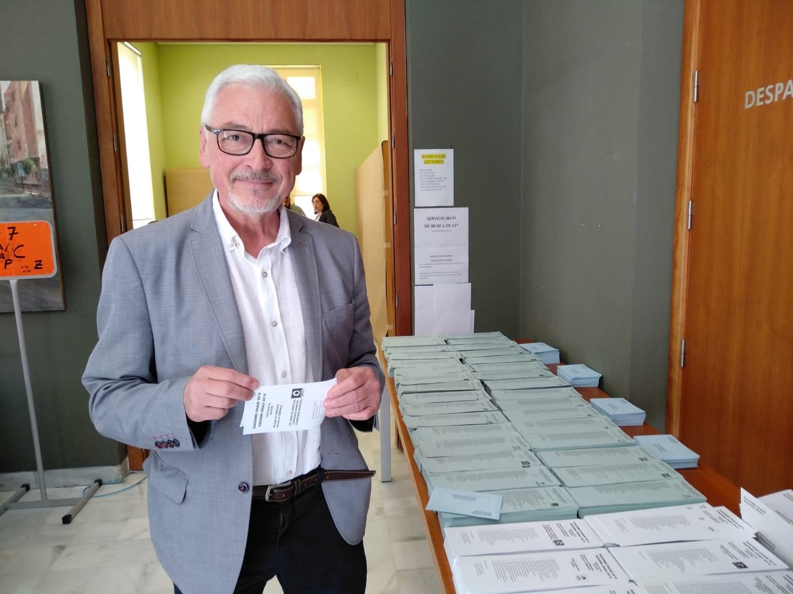 Torrevieja mayor José Manuel Dolón