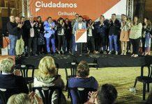 Ciudadanos sees share of vote increase in Orihuela