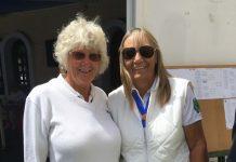 Lynne Armitage and Margaret Finlayson