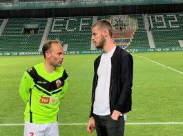 Man Utd keeper De Gea in Elche to meet boyhood hero