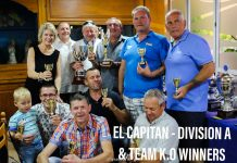 Euronics Darts Presentation Night