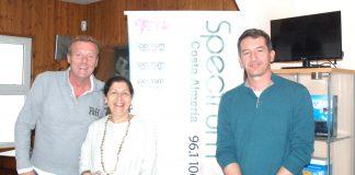 "Mojácar's Mayor talks on Spectrum Radio's ""Almería Today"""