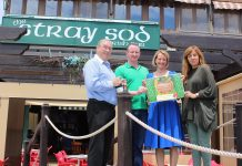 "The Irish pub with the best atmosphere was awarded to the ""Stray Sod"" in the very popular La Fuente centre."