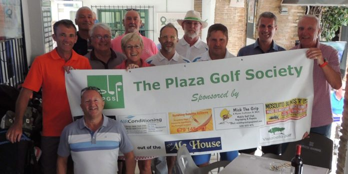 The Plaza Golf Society - Villamartin