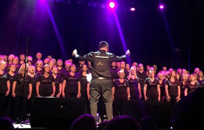 The Show Choir to Perform in Torrevieja 16th and 18th of May
