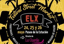 STREET FOOD FESTIVAL IN ELCHE