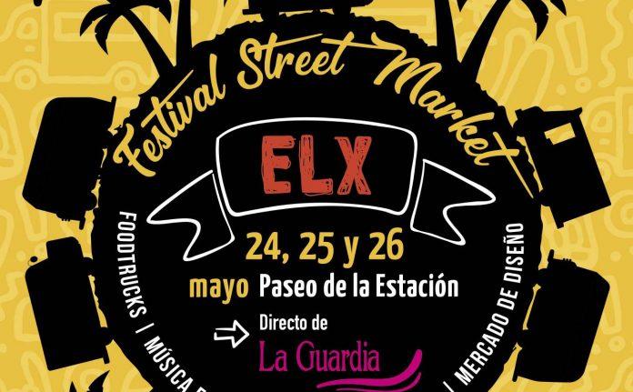 STREET FOOD FESTIVAL IN ELCHE
