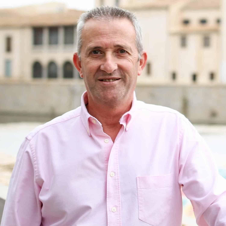 José Galiano is a senior nurse at the Cabo Roig Medical Centre