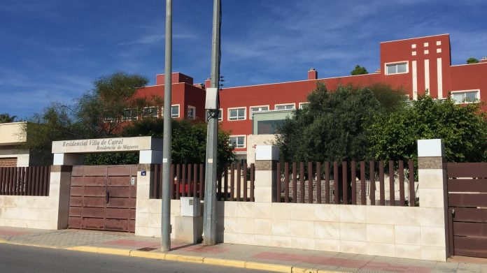 Casaverde awarded management of Catral home