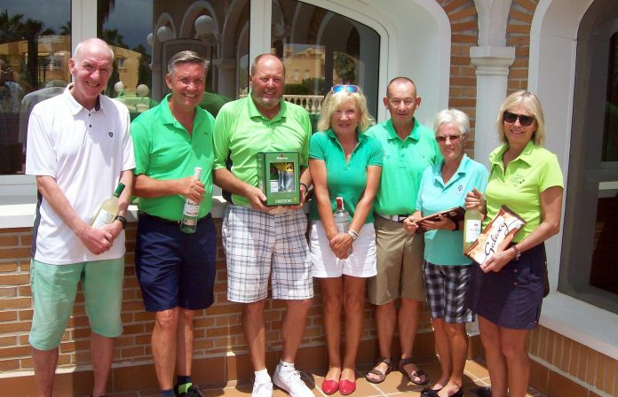 JOHN WINS THE MONTGO PRESIDENTS CUP