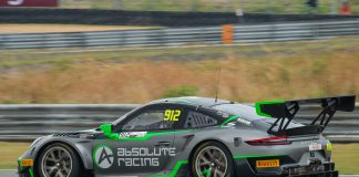 All Chinese line-up for Absolute Racing at Suzuka
