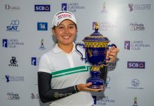 Teen star Atthaya Thitikul, 16, wins second Ladies European Thailand Championship