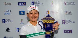 Teen star Atthaya Thitikul, 16, wins second Ladies European Thailand Championship