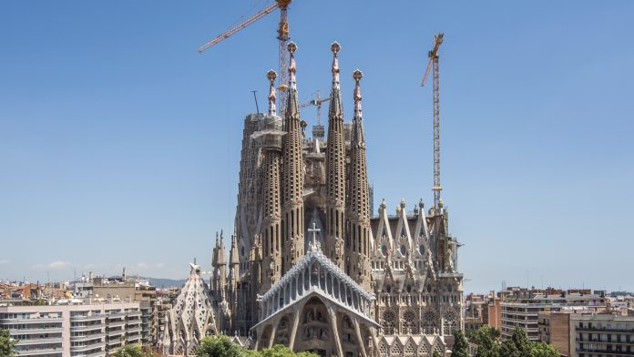Barcelona's Sagrada Familia receives building permission after 137 years