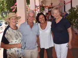 Provincial Grand Master visits El Preventorio.