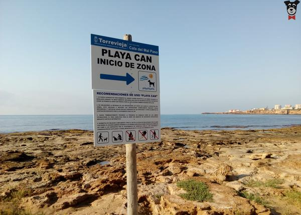 Torrevieja canine beach put on hold