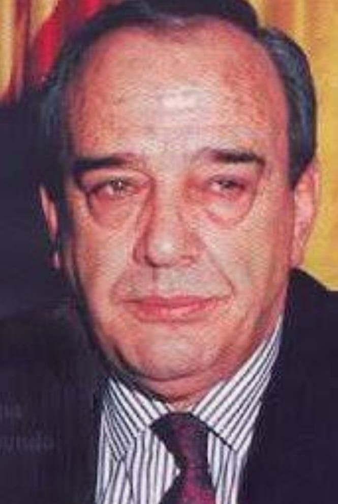 Ruben Martinez - Vice President of WBC and President of the European Boxing Union.