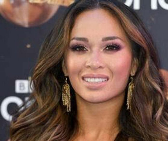 Katya Jones - Strictly Come Dancing star.
