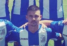 Dani O'Rourke at Sporting Saladar last season, hoping to return to CD Montesinos.