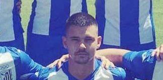 Dani O'Rourke at Sporting Saladar last season, hoping to return to CD Montesinos.