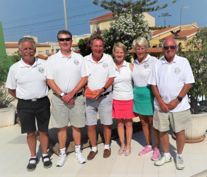 La Marina Golf Society -Las Colinas Stableford Competition