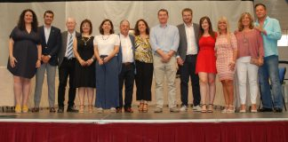 New Councillors for Mojacar