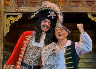 PIRATES wanted for Pantomime.