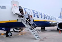 Ryanair passengers left stranded in Alicante