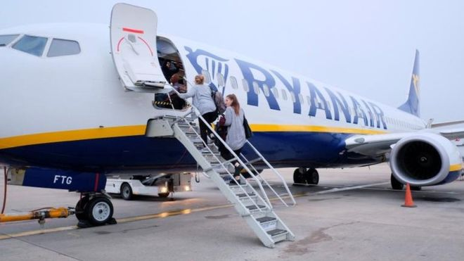 Ryanair to close four bases in Spain - in wake of September strikes
