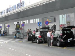 Council wrongly charge over 7,000 euros in San Javier airport fines