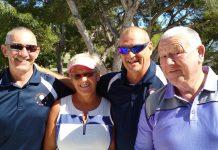 Silver Bob, Liz, Adrian, Alan