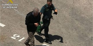 Man arrested in Torrevieja for trying to kill his son