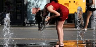Heat 'Explodes' across Europe