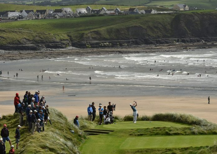 The Old Course, Lahinch, C. Clare.