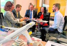 Corvera negotiations for Barcelona route open with Vueling