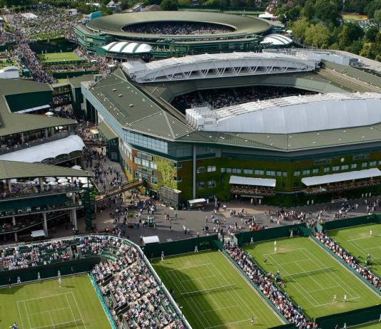 Wimbledon - stages of the tournament