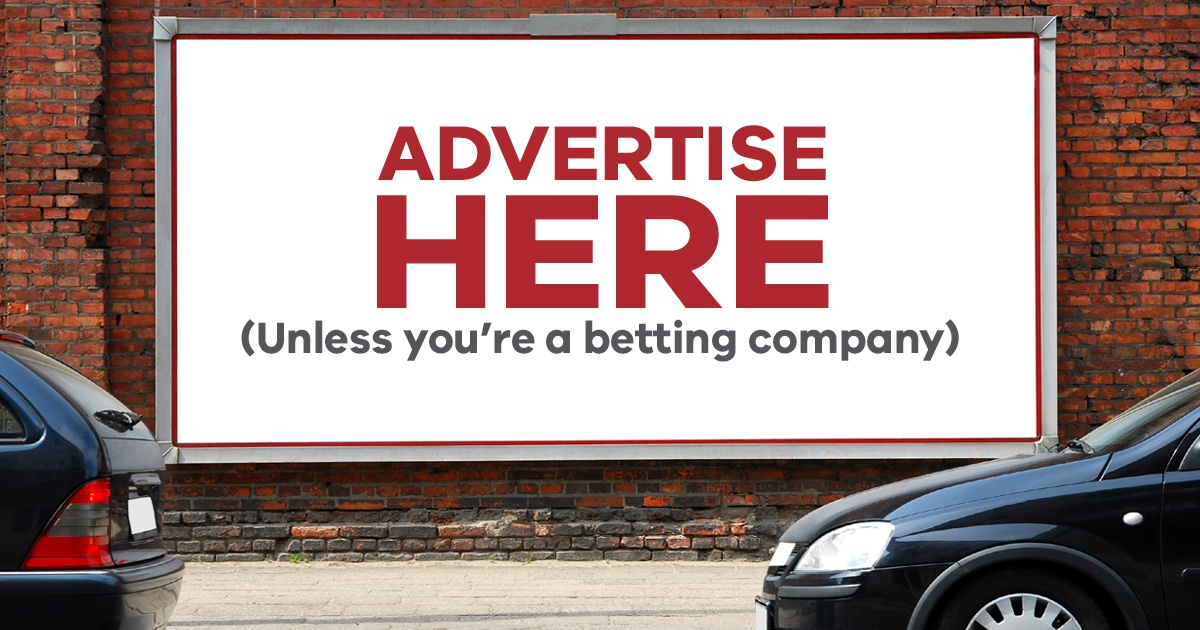 Is it right to restrict gambling advertising these days? - The ...