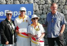 Aussie pairs winners 2019