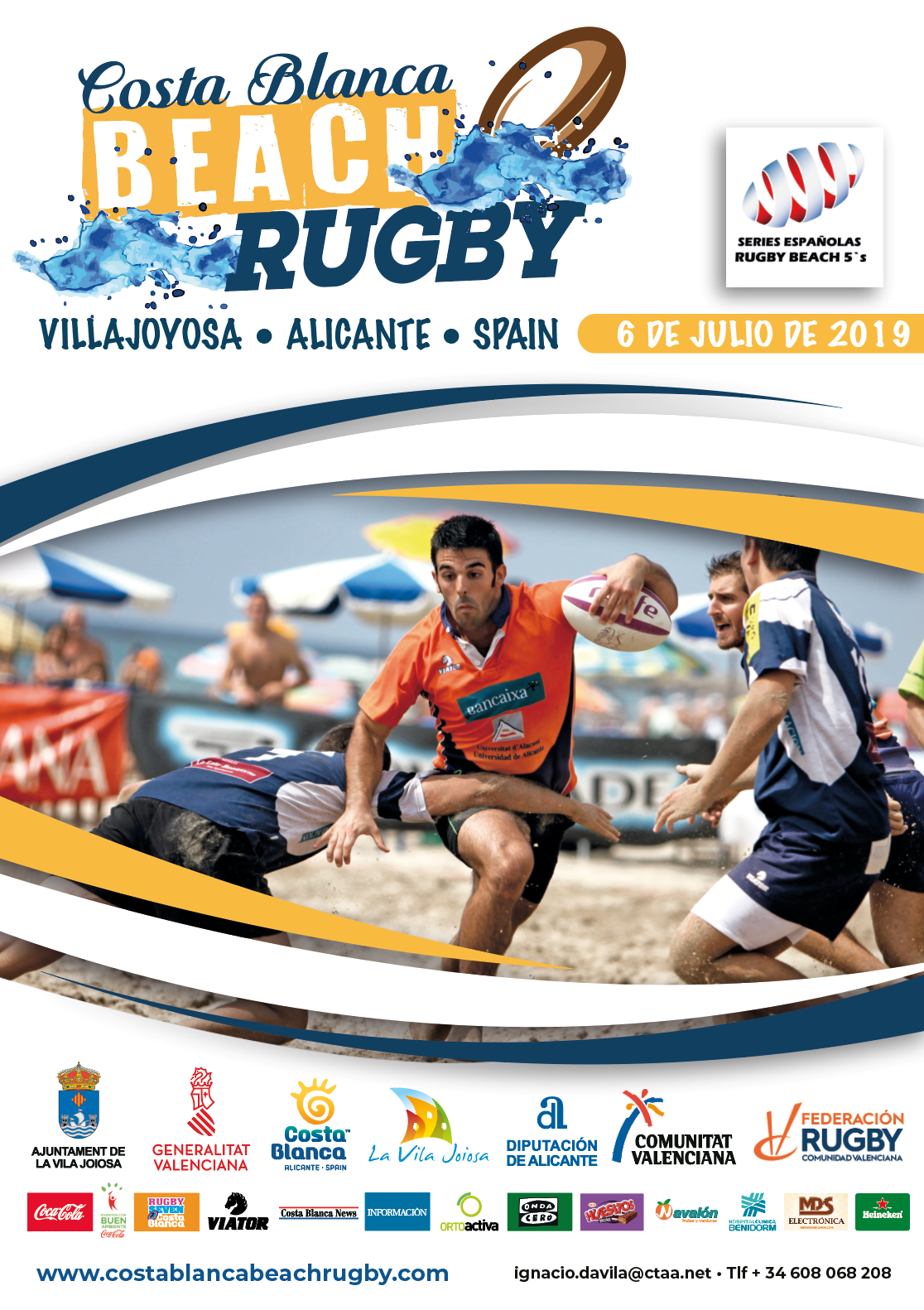 5TH BEACH RUGBY COSTA BLANCA