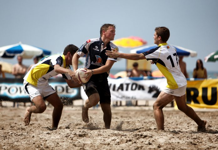 SAN JUAN XXII 7'S BEACH RUGBY TOURNAMENT