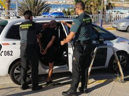 Three arrested for robbery in Campoamor homes