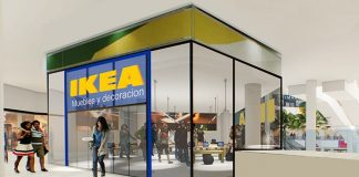 IKEA will land in July