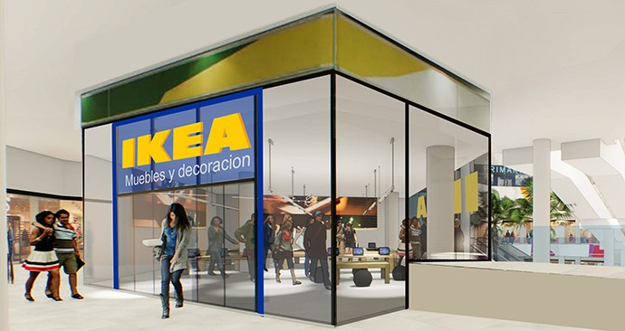 IKEA will land in July